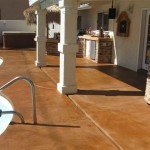 Ultimate Surface Effects - Pool Decking